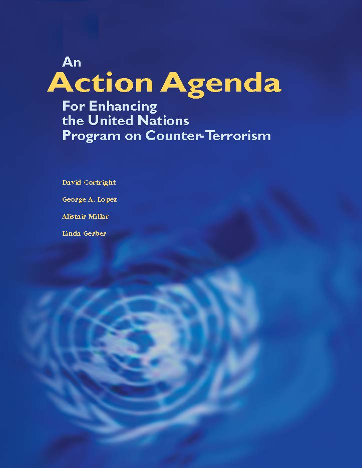 An Action Agenda for Enhancing the United Nations Program on Counter-Terrorism