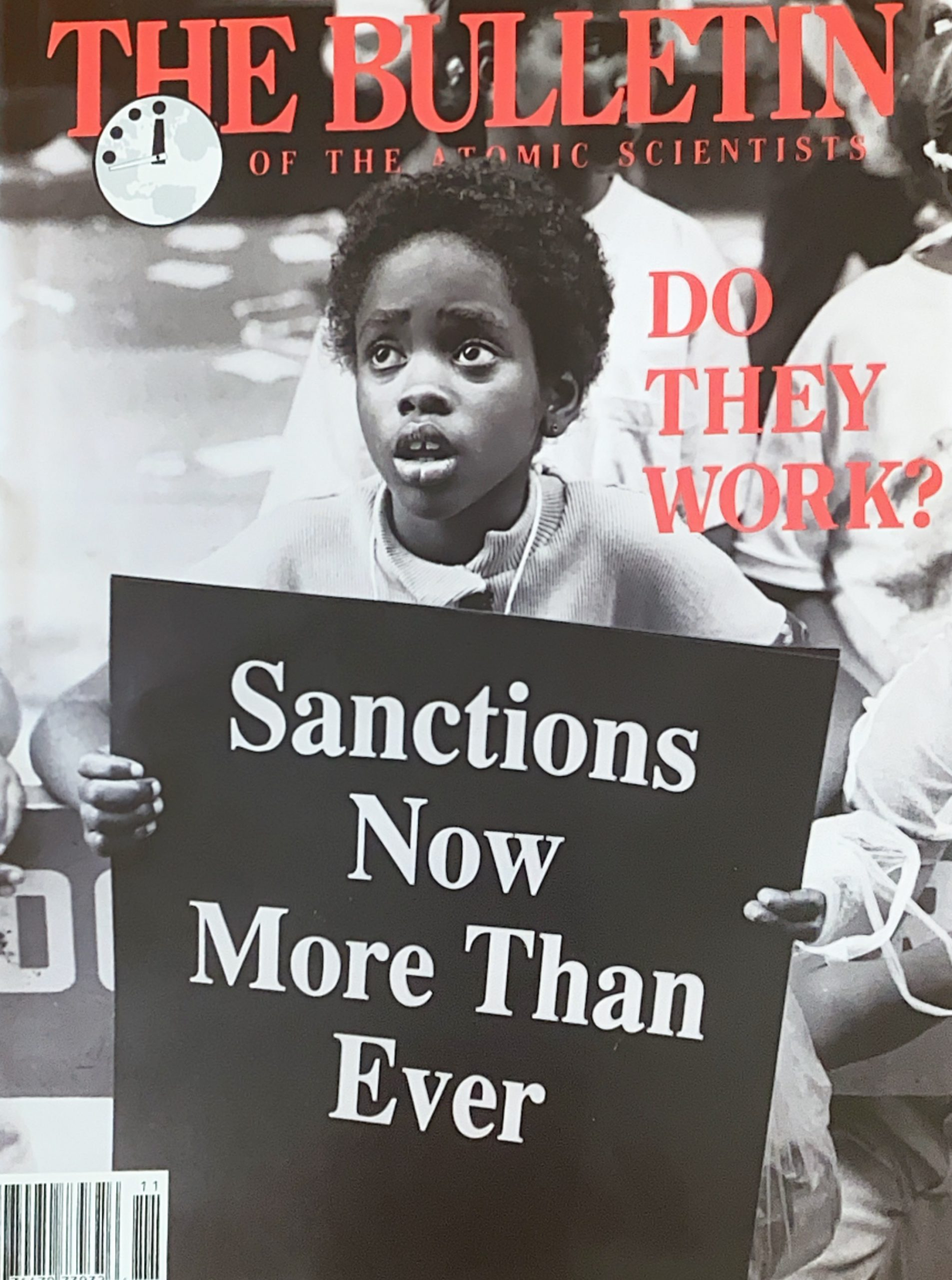 Economic Sanctions: Do They Work?